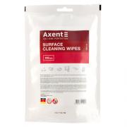 Серветки для оргтехніки вологі Axent 5311-A, змінні, 100 шт.