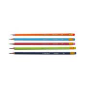 Олівець графітовий з ластиком Buromax BM.8503