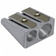 Чинка металева Economix E40602