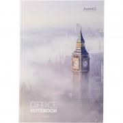 Книга канцелярська Axent City 8423-A, А4, 192 арк.