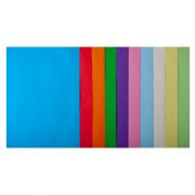Папір кольоровий А4 для друку PASTEL+INTENSIVE BUROMAX  80г/м2 , мікс пастель, 10 кольорів, 50 арк.