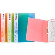 Папки з притиском А4 Axent 1301-10-A, 20мм, асорті яскравих кольорів