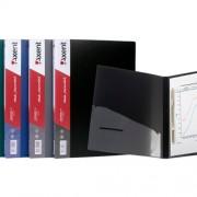 Папки-швидкозшивачі Axent 1304-00-A, 20мм, класичні кольори