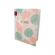 "Дисплей-книга А4 серії ""Forest"" Axent 1320-A (20 файлів), 3D пластик, асорті"
