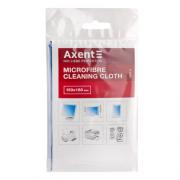 Серветка із мікрофібри для екранів і оргтехніки Axent 5307-A, 150*180 мм