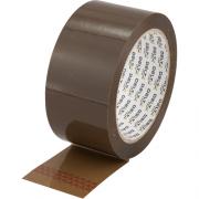 Стрічка клейка пакувальна Delta by Axent D3031, D3032, D3033, D3034, 48 мм х 40 мкм