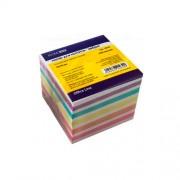 """Папір для нотаток """"Зебра"""" Economix E20939, 90х90 мм, 1000 арк., різнокольоровий"""