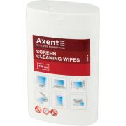 Серветки для екранів вологі Axent 5309-A, 100 шт.
