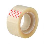 Стрічка клейка канцелярська Axent 3016-A, 3017-A, 3018-A, 24 мм, 40 мкм