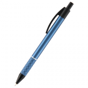 Ручка масляна автоматична Axent Prestige AB1086-А
