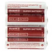 Елементи живлення AXENT 5556-1-A,  АА R6, 4 шт.