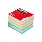 "Папір для нотаток Axent Elite ""Mix"" 8014-A, 8015-A, 8016-A, 8017-A, 8018-A, 90х90 мм, мікс"