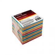 "Папір для нотаток Delta by Axent ""Color"" D8021 - D8025, 80х80мм, 90х90мм, кольоровий"