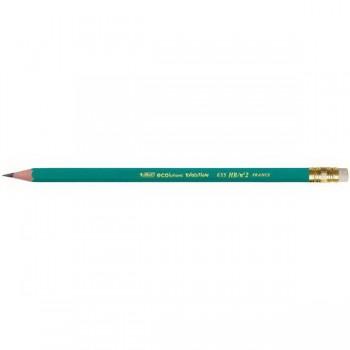 Олівець графітовий з ластиком Bic Evolution: каталог, види, ціни на олівці