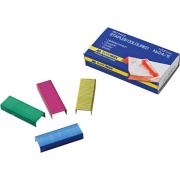 Скоби для степлера кольорові Buromax
