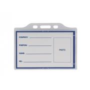 Ідентифікатори з отворами Buromax ВМ.5404, ВМ.5405