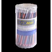 Олівець графітовий з ластиком Buromax BM.8510