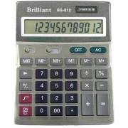 Калькулятор настільний Brilliant BS-812