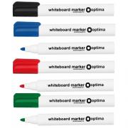 Маркер для білих дощок Optima O16203, 2-3 мм, в асортименті