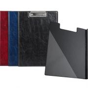 Папка-планшет А4 з металевим кліпом Axent Xepter 2514-A, чорний, синій, бордовий