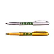 Маркер художній перманентний Centropen 2670/12 (золотий), 2670/13 (срібний), 1. мм