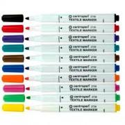 Маркер художній Textile Centropen 2739, 2 мм, кольори в асортименті
