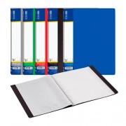 Папка з файлами A4 Economix Е30601(10 ф.), Е30602, Е30603, Е30604(40 ф.), Е30606, Е30608, Е30610(100 ф.)