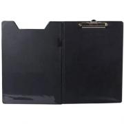 Кліпборд-папка А4 PVC Buromax BM.3415-01, чорний