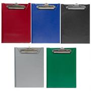 Кліпборд-папка А5 PVC Buromax BM.3417-99, асорті