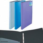 Папка зі швидкозшивачем А4 Metallic Buromax BM.3451, 17 мм, металізовані відтінки