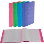 """Папка з файлами A4 """"Barocco"""" Buromax BM.3607, 16 мм, асорті 4-х кольорів"""