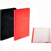 "Папка з файлами A4 ""Red&Black"" Buromax BM.3608"