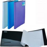 """Папка з файлами A4 """"Metallic"""" Buromax BM.3609, 16 мм, металізовані відтінки"""