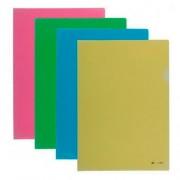 Папка-кутик A4 Buromax BM.3850-99, асорті