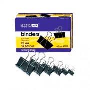 Біндери Economix E41004, E41005, E41006, E41007, E41008, E41009, чорні