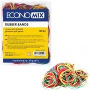 Гумки для грошей Ø48мм Economix E41502 (500г)