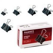 Біндери Axent 4401-А, 4402-А, 4403-А, 4404-А, 4405-А, 4408-А, чорні