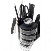 Набір настільний 14 предметів Buromax BM.6306-01, чорний