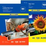 Плівка для ламінування Buromax BM.7722, BM.7723, BM.7724, BM.7725, BM.7753, BM.7754, BM.7773, BM.7774