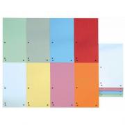 Розділювач аркушів картонний 105х230 мм DONAU 8620100-PL, 100 арк./уп