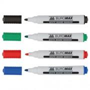 Маркер для дощок Jobmax Buromax BM.8800, 2-4 мм, в асортименті