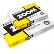 Папір офісний Zoom, формат А3, А4, А5