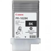 Картридж Canon PFI-102 BK black чорний
