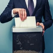Знищувачі документів на захисті інформації!