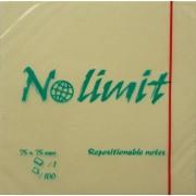 Стікери 75х75 пастельні, NoLimit