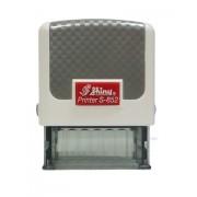 Оснастка для штампів Shiny S-852, карбон