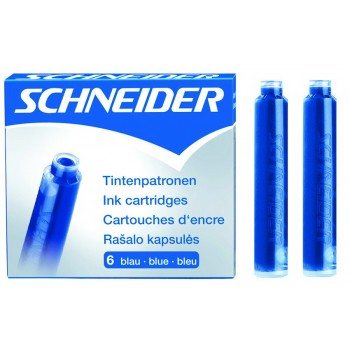 Чорнила Schneider: каталог, види, ціни