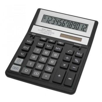 Калькулятор настільний Citizen SDC-888: каталог, види, ціни на калькулятори
