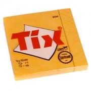Стікери 75х75 неонові, Tix 6334